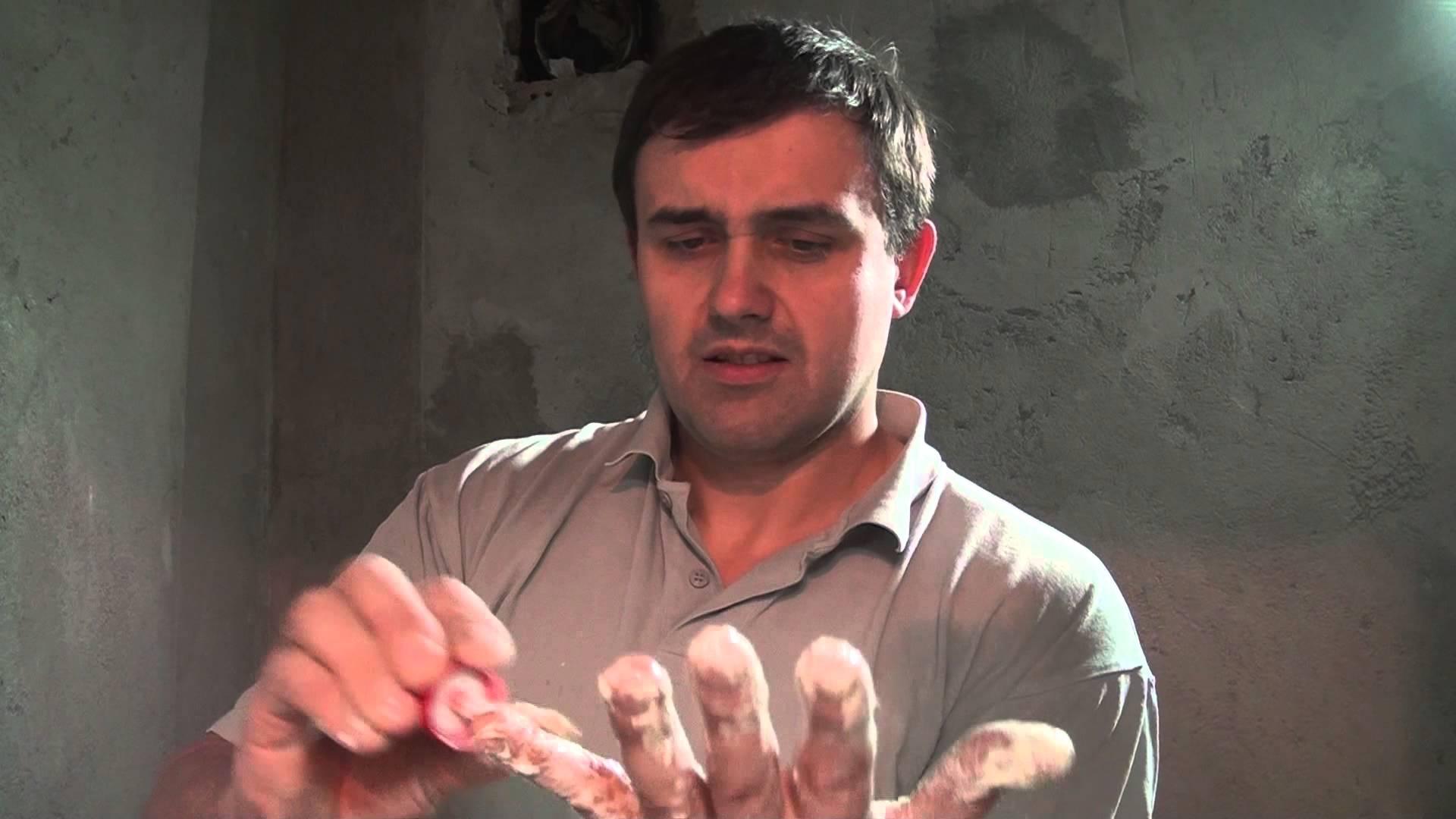 Чем смыть руки от монтажной пены в домашних условиях 944
